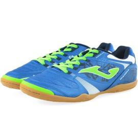 Sapatos de interior Joma Maxima Fg M 804 multicolorido azul 2