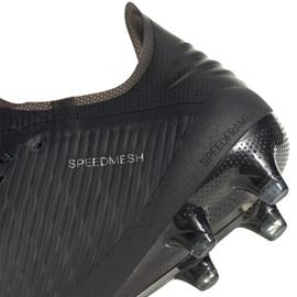 Sapatos de futebol adidas X 19.1 Fg M F35314 preto preto 4