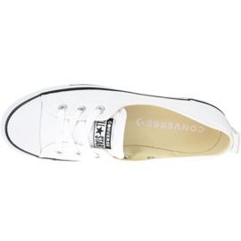 Sapatos Converse Chuck Taylor All Star Ballet Em C547167C branco