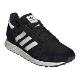 Sapatos Adidas Originals Forest Grove M EE5834 preto 2