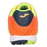 Botas de futebol Joma Champion 908 Tf JR CHAJW.908.TF multicolorido laranja 1