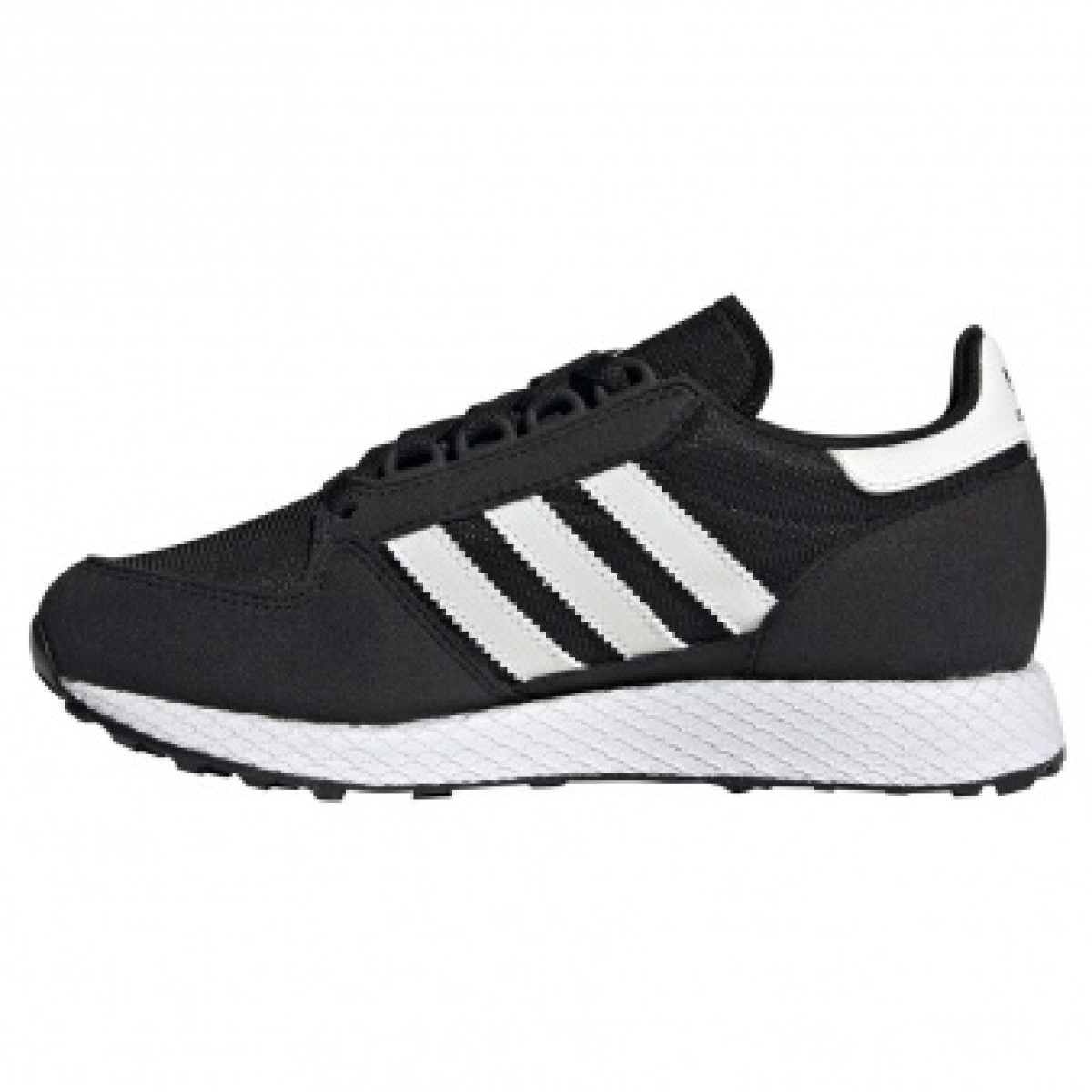 Sapatos Adidas Originals Forest Grove Jr EE6557 preto