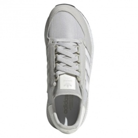 Sapatos Adidas Originals Forest Grove Jr EE6565 cinza 1
