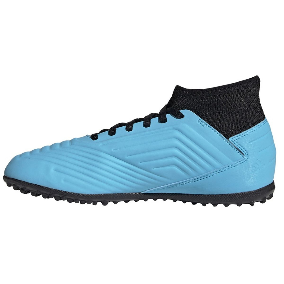Chuteiras de futebol adidas Predator 19.3 Tf Jr G25803 azul azul