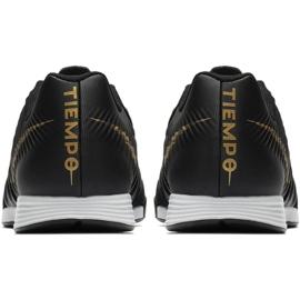 Sapatos de interior Nike Tiempo Legend 7 Academia Ic M AH7244-077 preto preto 4