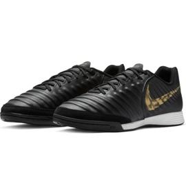 Sapatos de interior Nike Tiempo Legend 7 Academia Ic M AH7244-077 preto preto 5