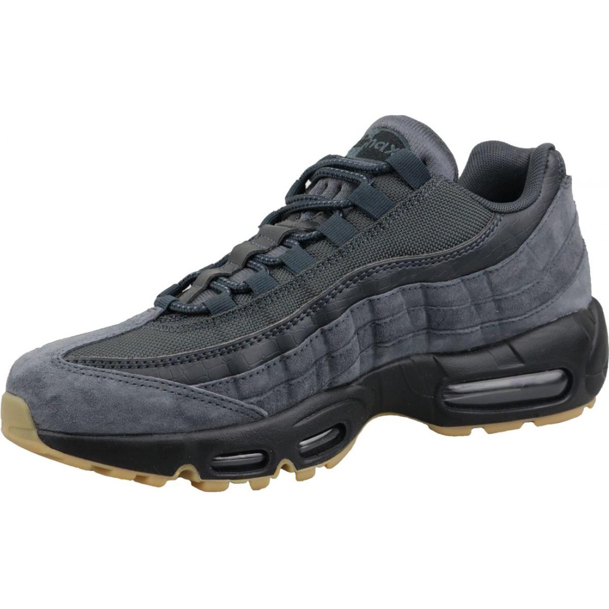Sapatos Nike Air Max 95 M AJ2018 002 cinza