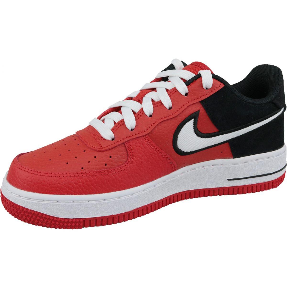 Sapatos Nike Air Force 1 LV8 1 Gs W AV0743 600