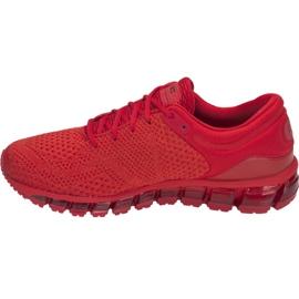 Tênis de corrida Asics Gel-Quantum 360 Knit 2 M T840N-602 vermelho 1