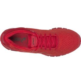 Tênis de corrida Asics Gel-Quantum 360 Knit 2 M T840N-602 vermelho 2