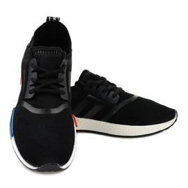 Calçado desportivo preto MD01A-1 2