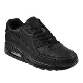 Calçado desportivo preto W26-1 1