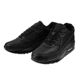 Calçado desportivo preto W26-1 2