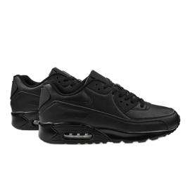 Calçado desportivo preto W26-1 3