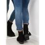 Calçados femininos pretos 4169 Preto 4