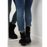 Sapatos femininos pretos 7378-PA Preto retrato 2