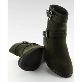 Sapatos Flat Verde MB188-266 Verde 6
