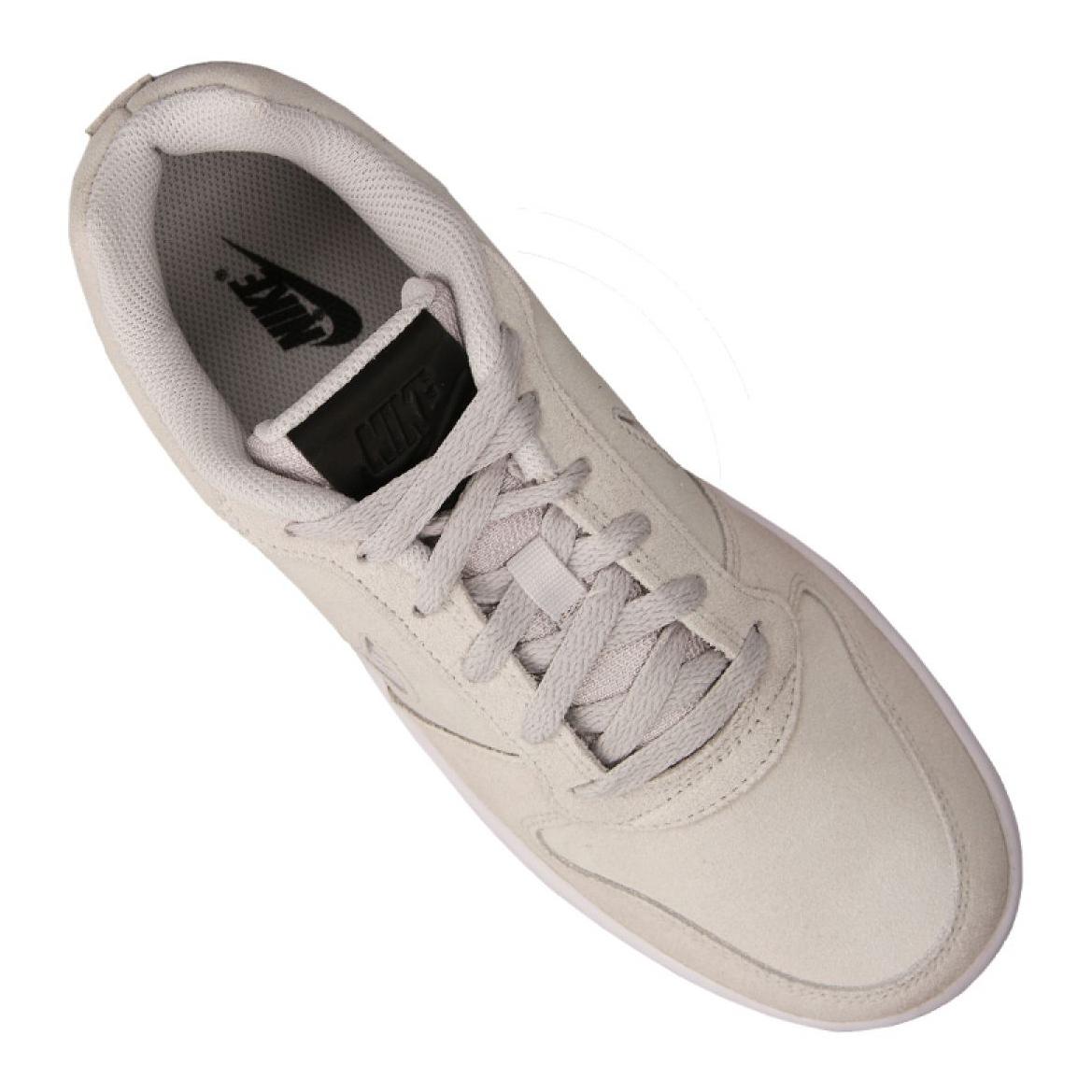 Docenas En la madrugada Caña  Sapatilhas Nike Ebernon Low Prem M AQ1774-002 bege - ButyModne.pl