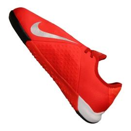 Sapatilhas Nike Phantom Vsn Academia Ic Jr AR4345-600 vermelho laranja 1