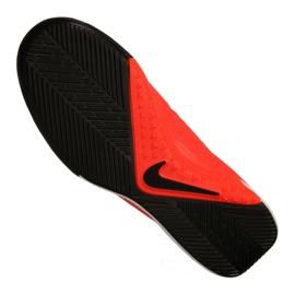 Sapatilhas Nike Phantom Vsn Academia Ic Jr AR4345-600 vermelho laranja 2