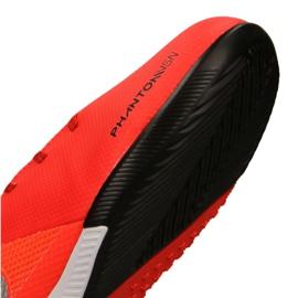 Sapatilhas Nike Phantom Vsn Academia Ic Jr AR4345-600 vermelho laranja 5