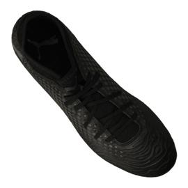 Puma Future 19.4 Fg / Ag M 105545 02 chuteiras de futebol preto preto 2