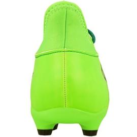Calçado de futebol Adidas X 16.3 Fg M BB5855 verde verde 2