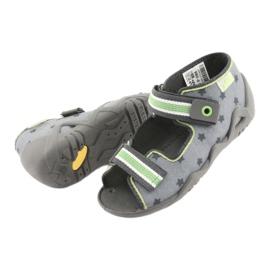 Calçado infantil amarelo Befado 250P086 6