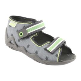 Calçado infantil amarelo Befado 250P086 2