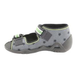 Calçado infantil amarelo Befado 250P086 3