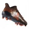 Sapatos Adidas X 17.1 Fg M S82288 preto e vermelho preto, vermelho 1
