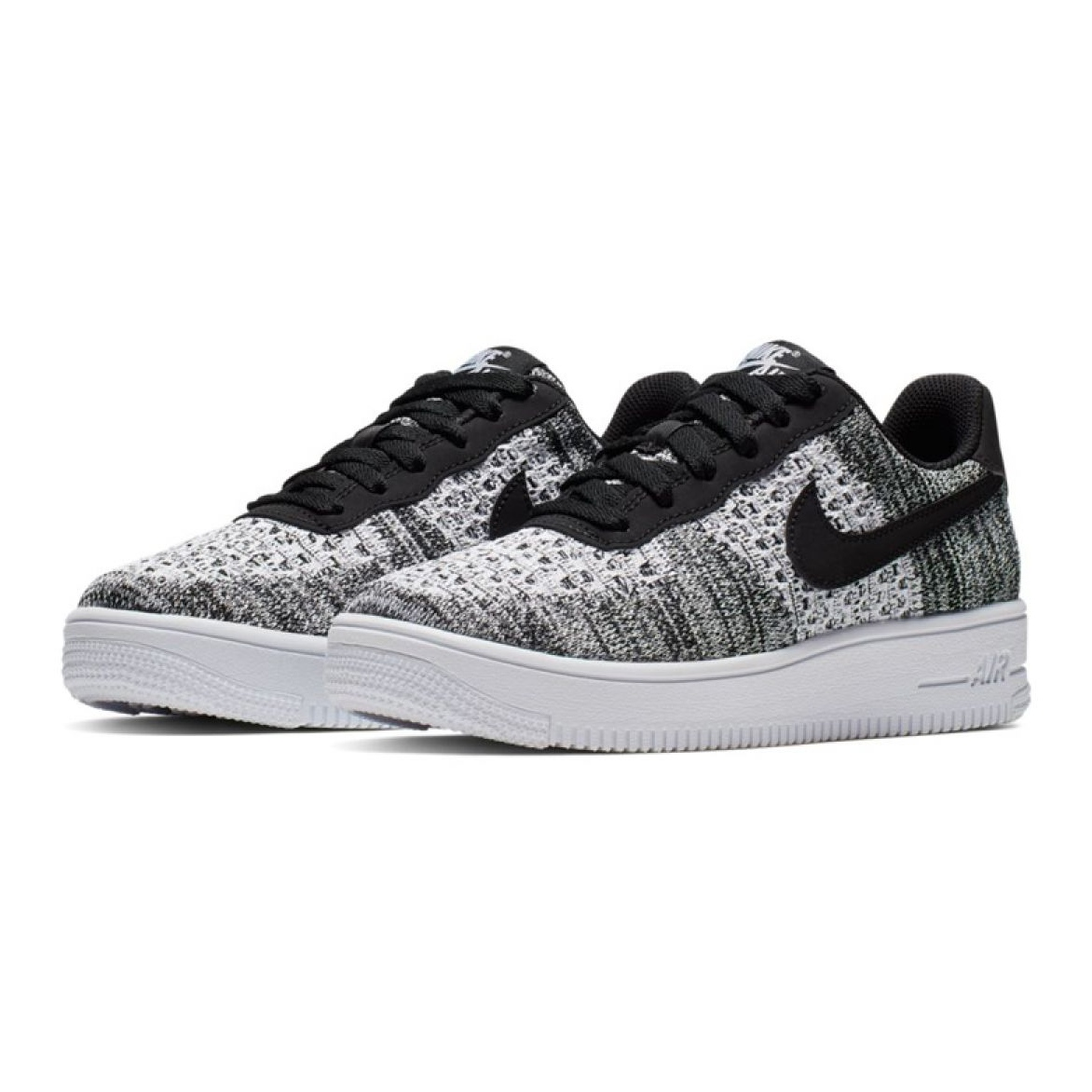 Sapatilhas Nike Air Force 1 Flyknit 2.0 Gs Jr BV0063 001