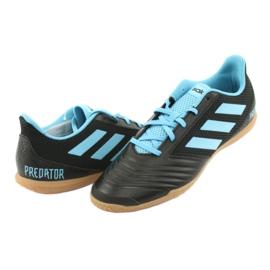 Sapatos de interior adidas Predator 19.4 Na Sala M F35631 preto 3