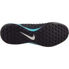 Sapatos de futebol Nike MagistaX Onda Ii Tf M marinha marinha, azul 2