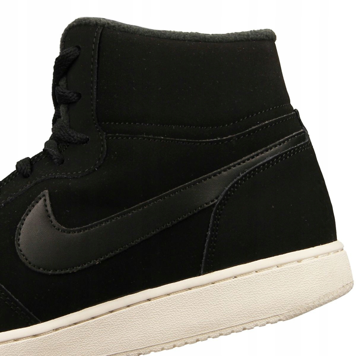 Sapatilhas Nike Ebernon Mid Se M AQ8125 001 preto