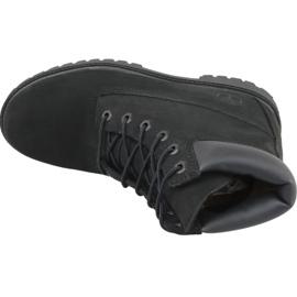 Botas de inverno Timberland 6 In Premium Boot W 12907 preto 2