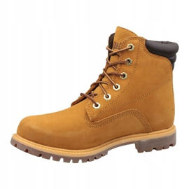 Botas de inverno Timberland Waterville 6 In Basic W 8168R marrom 1