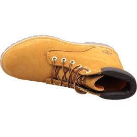 Botas de inverno Timberland Waterville 6 In Basic W 8168R marrom 2