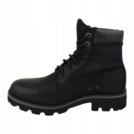 Sapatos de inverno Timberland Raw Tribe Boot M A283 preto 1