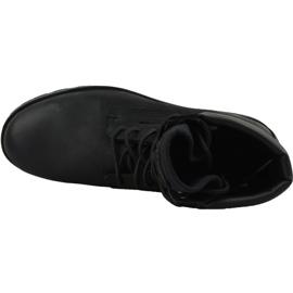 Sapatos de inverno Timberland Raw Tribe Boot M A283 preto 3