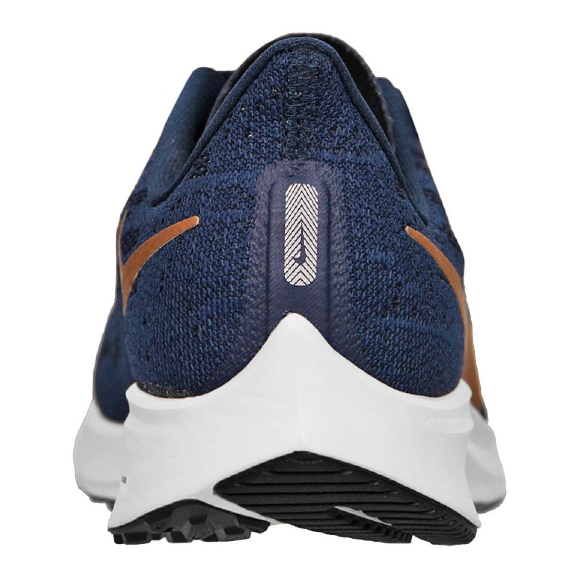 Sapatilhas Nike Air Zoom Pegasus 36 Jr AR4149 401 marinha