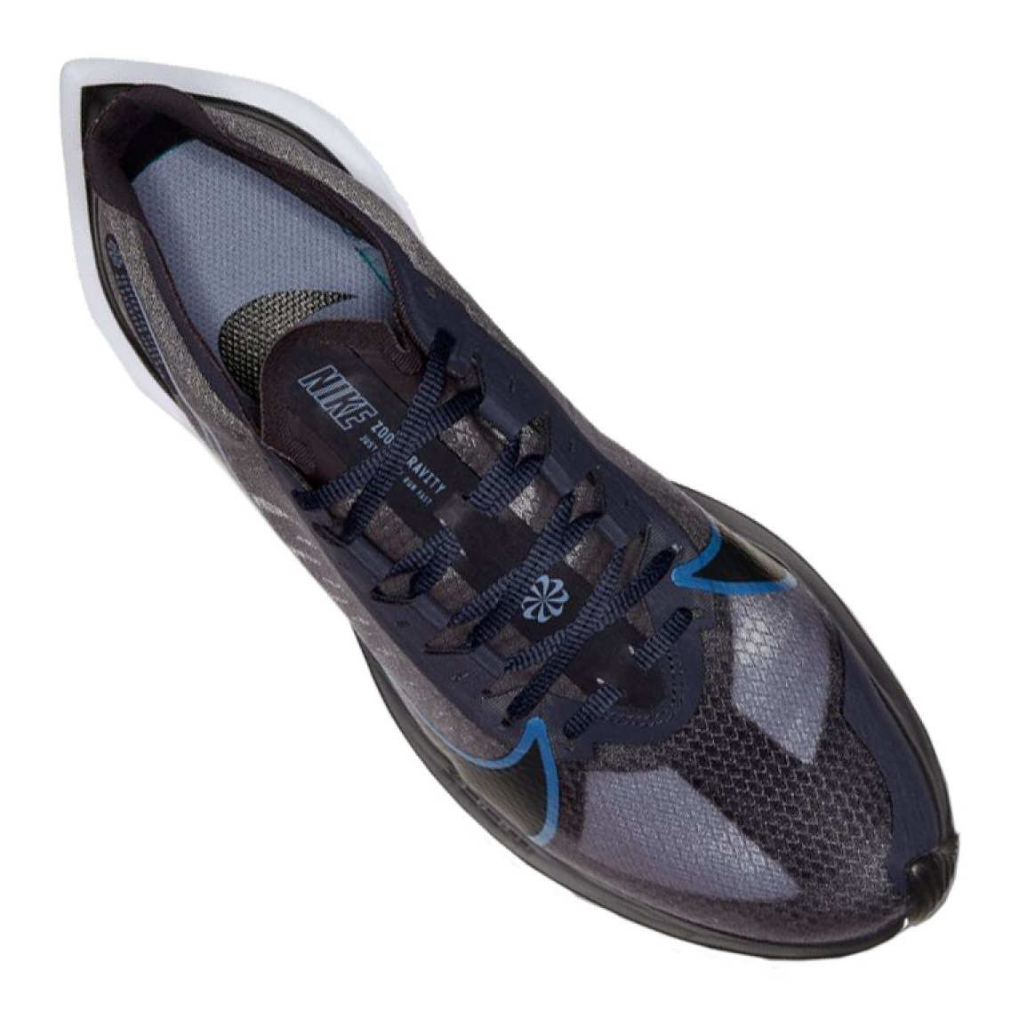 Sapatilhas Nike Zoom Gravity M BQ3202 007 cinza