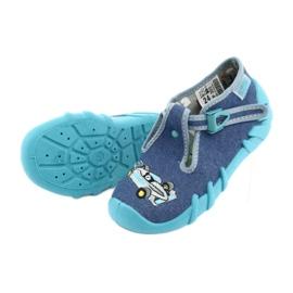 Sapatos infantis Befado 110P320 azul 6