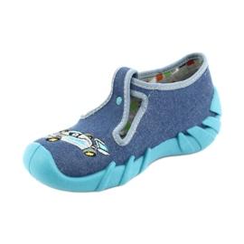 Sapatos infantis Befado 110P320 azul 3