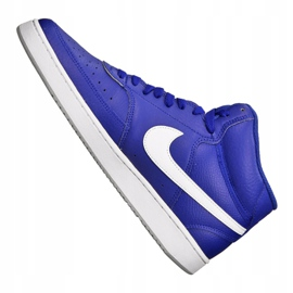 Sapatilhas Nike Court Vision Mid M CD5466 400 azul