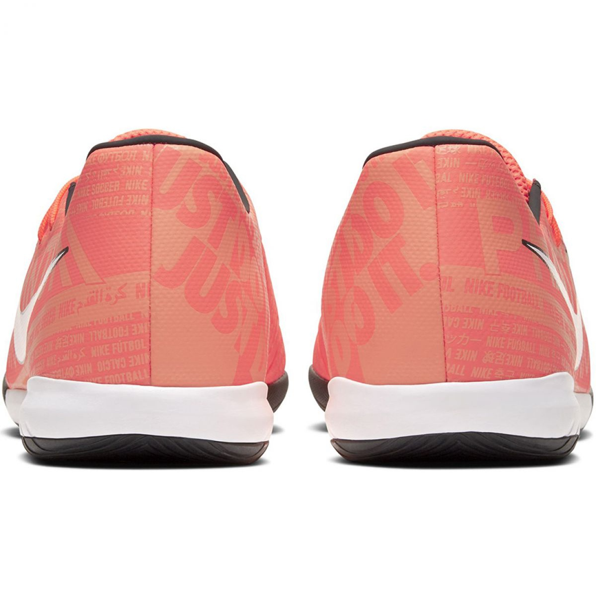 Tênis Nike Phantom Venom Academy Ic M AO0570 810 laranja
