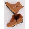 Botas de camelo SJ1938 Camel marrom 3
