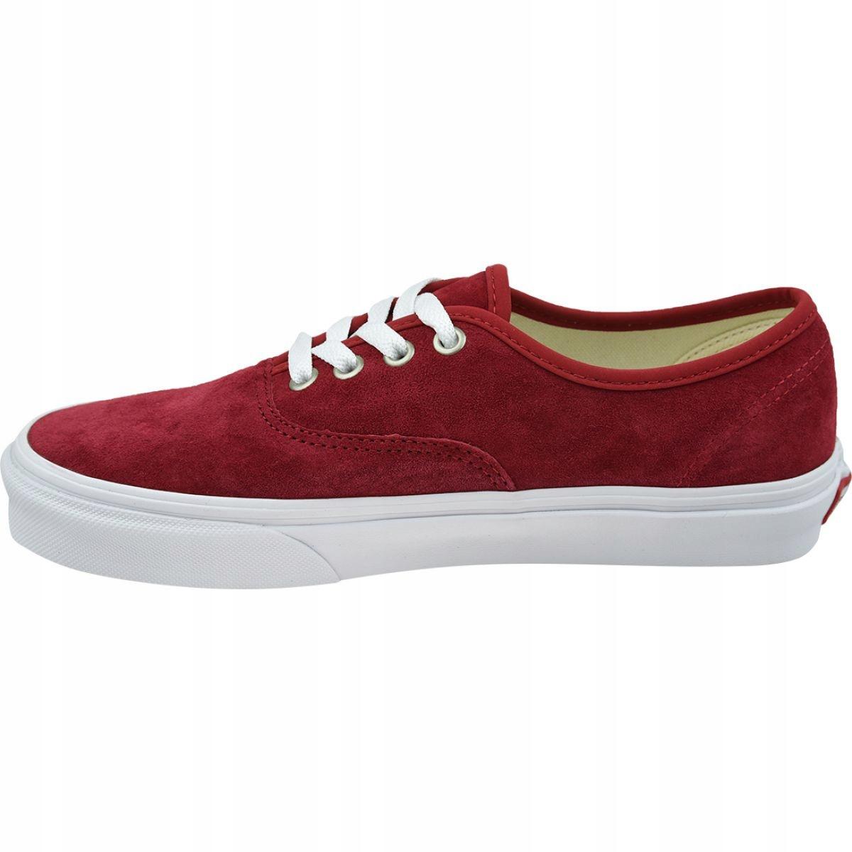 Sapatilhas Vans Authentic W VN0A38EMU5M1 vermelho