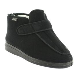 Sapatos Befado DR ORTO 987D002 preto 2
