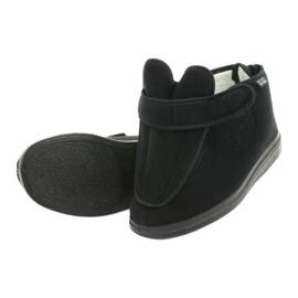 Sapatos femininos Befado pu orto 987D002 preto 6